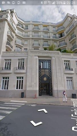 Grand T2 quartier chic de Nantes - Nantes - Apartment