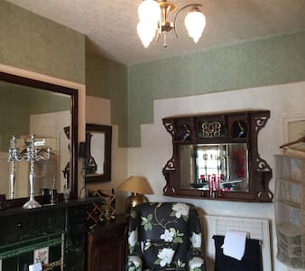Bright Room In Ecclesall - Sheffield - House