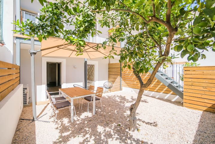 Lemon Tree Garden 3Bedroom Apartment
