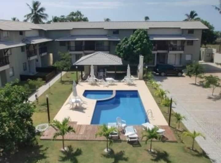 Village vizinho ao Bali Bahia