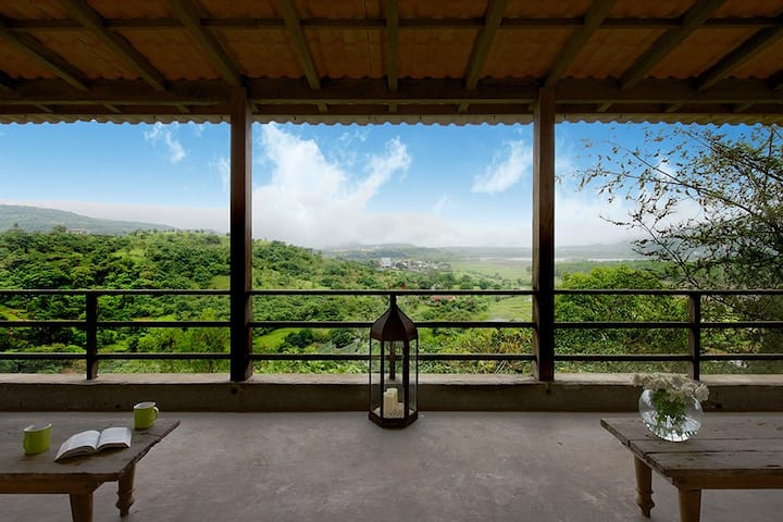 Bungalow 89 - Enchanting View full of Greenery