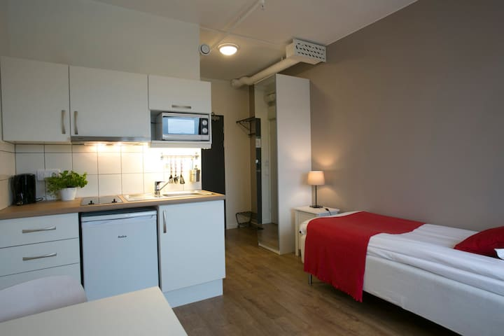 Modern Studioapartment at Part-Time Home (ST) 8