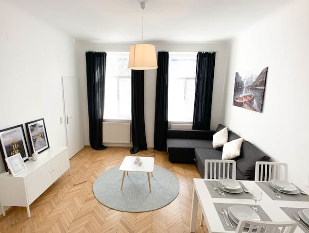 Cozy Appartement for Travelers and Business