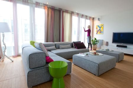 Lovely Spacious Watervilla - Amsterdam