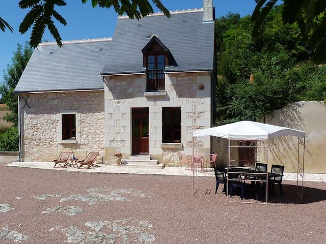 Gîte de charme en Touraine - Neuil