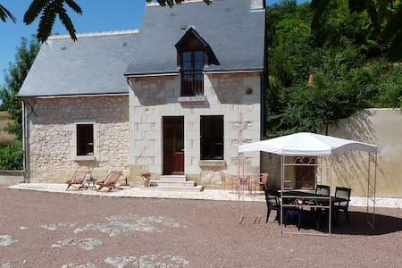 Gîte de charme en Touraine - Neuil - Huis