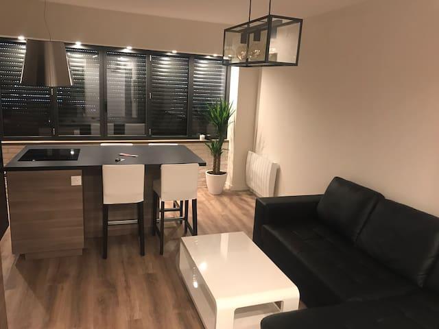 Appartement t2 neuf , L'Isle-Jourdain.