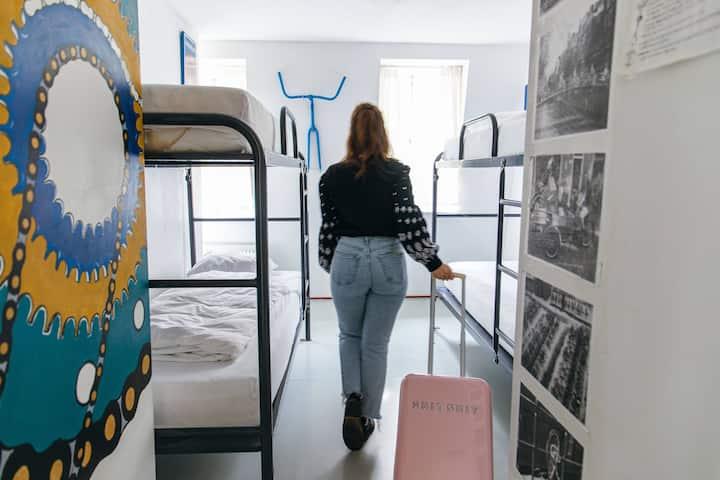 Private 4 bed ensuite dorm at Cocomama Boutique Hostel!