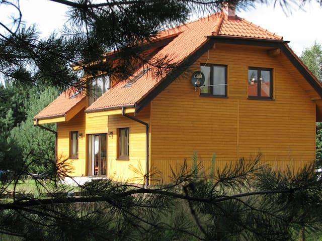 Duży Dom z Widokiem - Guzowy Piec - Hus
