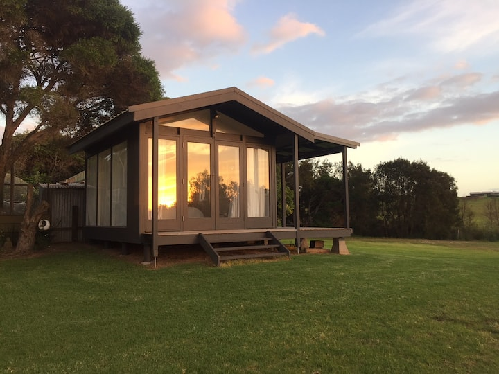"Serendip ""Shack"" Glamping on Wallaga Lake"