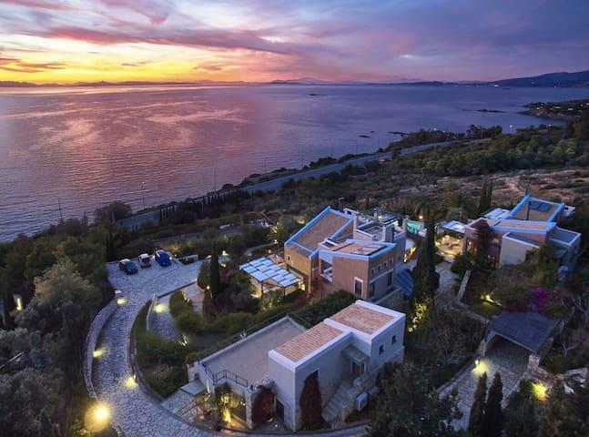 Aegean Pearl Estate - Anavyssos - Haus