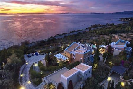 Aegean Pearl Estate - Anavyssos - Дом