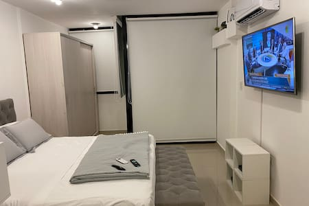 New and equipped apartment 5 stars. Único para vos