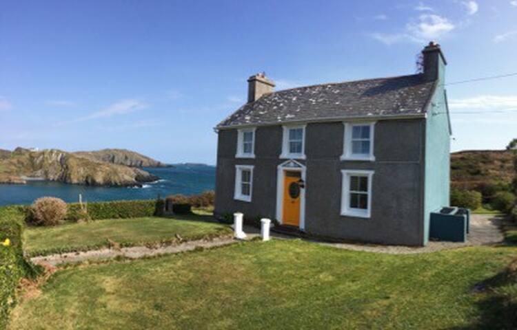 Horseshoe Bay House Sherkin Island - Sherkin Island - Haus