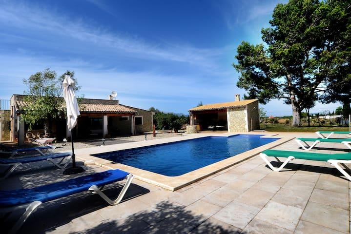 Casa en finca en Santa Eugenia - Santa Eugènia - Rumah