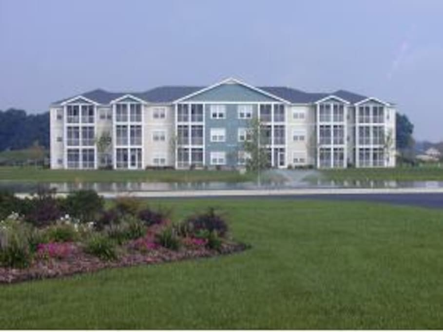 WEEKLY Rental Villages of 5 Points - 2bed/2b Condo ...