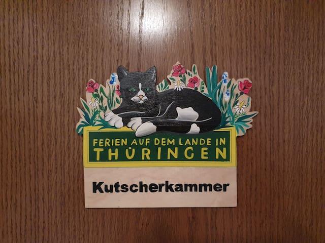 """Pension Schütze (Daasdorf am Berge) - LOH07541, Ferienwohnung """"Kutscherkammer"""" ( bis 4 Personen)"""