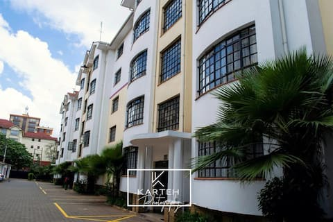 2 bedroom Apartment Riara next Junction Mall A