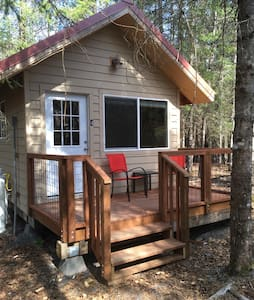 Natural & Charming WildRose Cabin4 W/Queen Bed