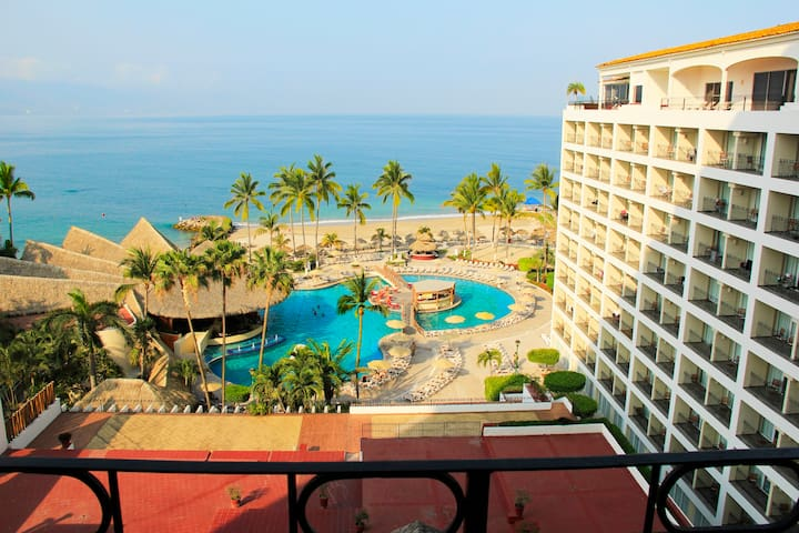 Great location appartment on beach Puerto Vallarta - Puerto Vallarta - Leilighet