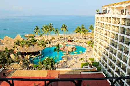 Great location appartment on beach Puerto Vallarta - Puerto Vallarta - Wohnung