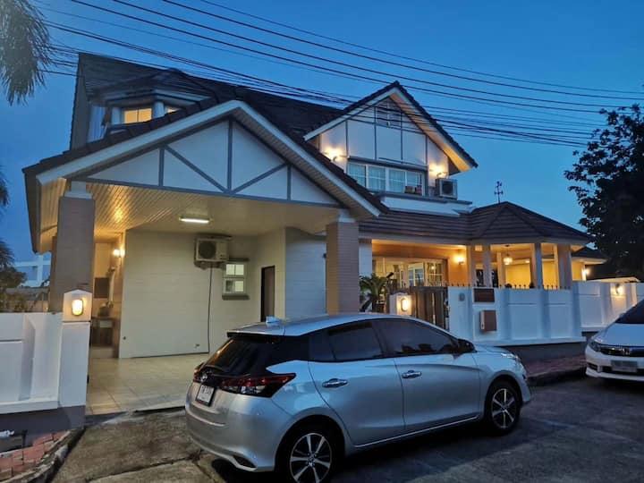 芭提雅2019温暖的家