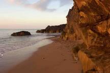 Kilpatrick beach