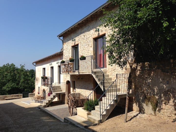 Appartement Saint Bernon Cluny