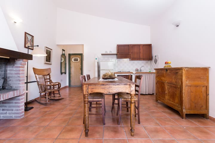 Biancospino countryside apartment - Todi - Byt
