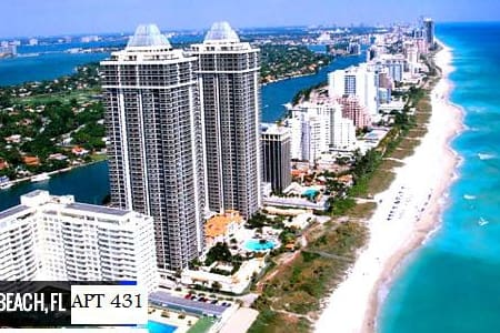 OCEANFRONT 431 with free parking - Miami Beach - Apartment