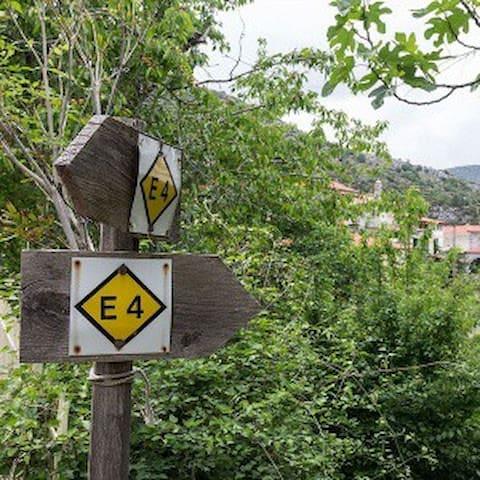 Walk-European path E4, Peloponnese - Arcadia