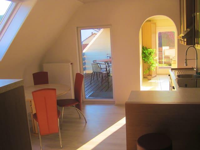 Modern und komfortabel - 2 Balkone! - Ruppertsweiler - Apartment