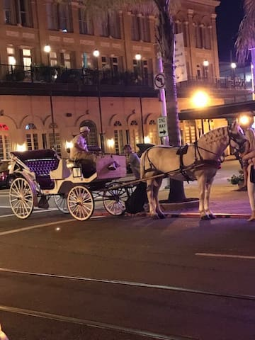your celebration begins with onstreet coach service