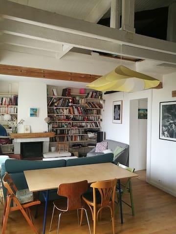Appartement familial et cosy aux portes de Paris