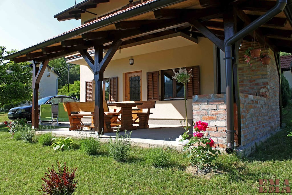 Holiday home EMA Tuheljske toplice, Croatia