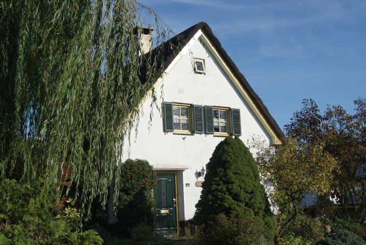 Kamer in landhuisje aan de rand van Schijndel.