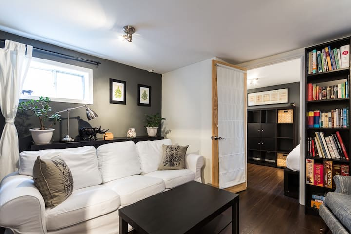 Charming Retreat 15mins to Downtown - Toronto - Apartamento
