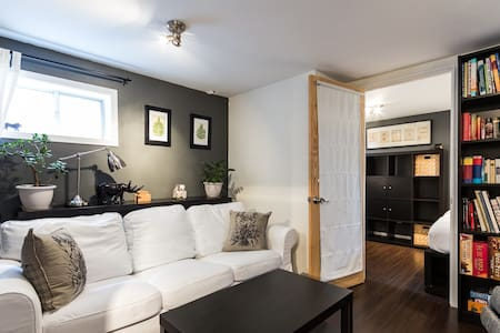 Charming Retreat 15mins to Downtown - Toronto - Lakás