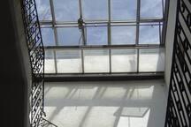 Atrium 1 - Innenhof 1  - Atrio 1