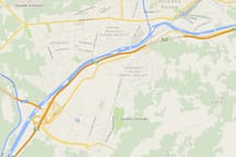 City map - Stadtkarte - Mappa città