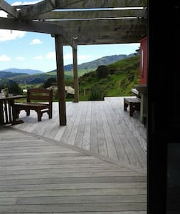 Peaceful Rural Retreat - Waikanae - Talo
