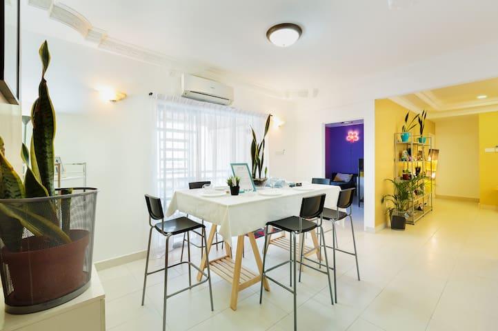 Family Suite@DESA TEBRAU *IKEA *AEON *TESCO *HERO