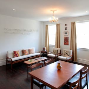 Boutique Tin Palace Apartment in Port Lyttelton - Lyttelton - 公寓