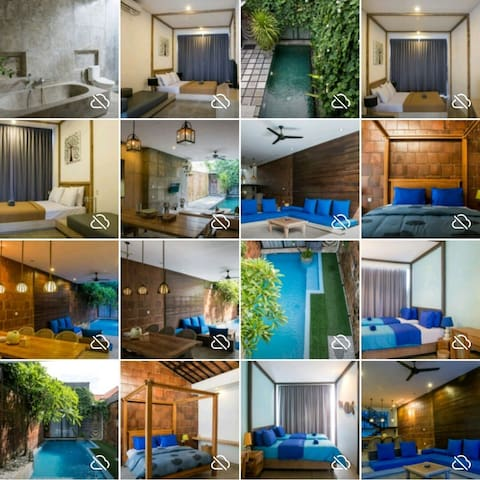 Privat 3 Bedroom Rama Village Jimbaran South Bali - Jimbaran