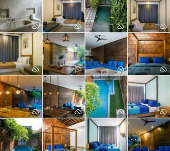 Privat 3 Bedroom Rama Village Jimbaran South Bali - Jimbaran - Casa de camp