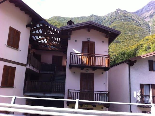 PERLA DELLA VAL SERIANA - Fiumenero - Apartment