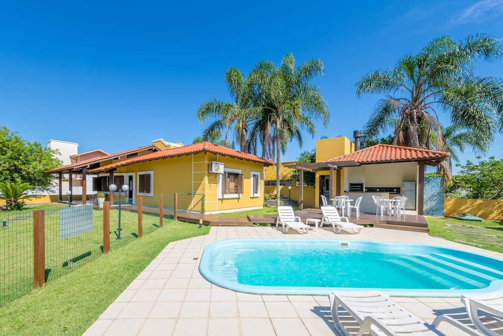 Beautiful Beach House With Pool Houses For Rent In Florianopolis Santa Catarina Brazil