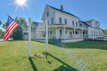 The Damm House Inn at Rivervail Farm