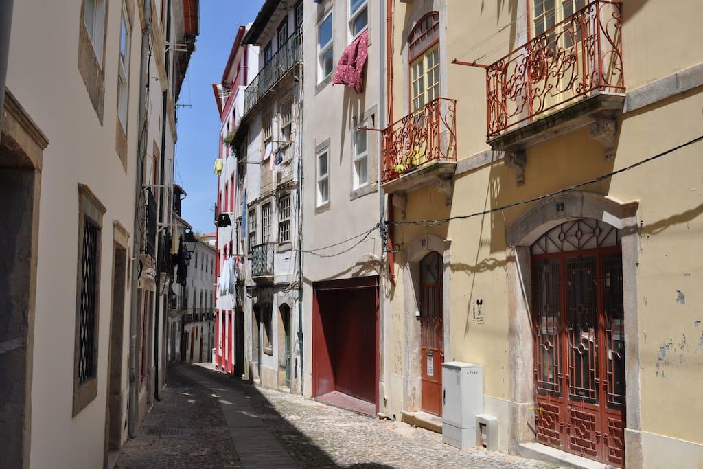 Rua Fernandes Tomás, Coimbra