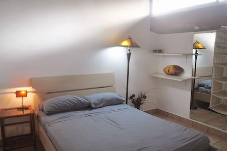 Room in Cabarete Center / Safe Area - Apartmen